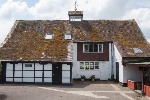 Tithe Barn - Exterior