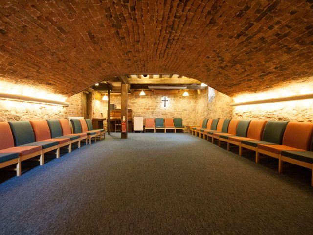 Cellar Cinema and Meeting Room