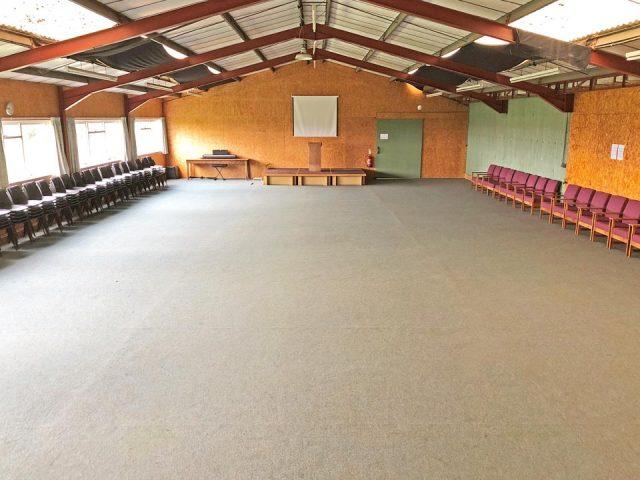 Facilities - Huge meeting room