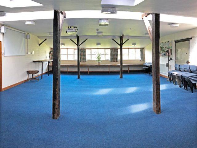 Tithe Barn Meeting Room