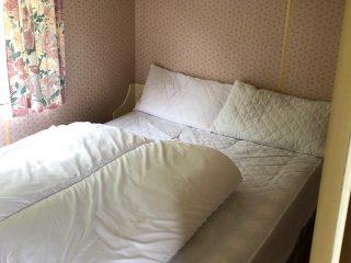 Bedroom 1 - Caravan Two