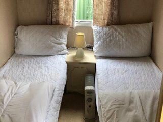 Bedroom 2 - Caravan Two