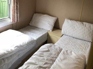 Bedroom 3 - Caravan Two